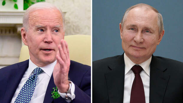 Белый дом заявил, что Байден не жалеет о своих высказываниях о Путине