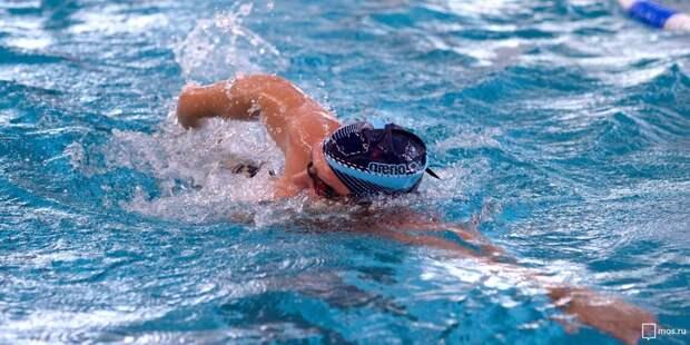 Спортсмены из Лосинки стали призёрами окружных соревнований по плаванию