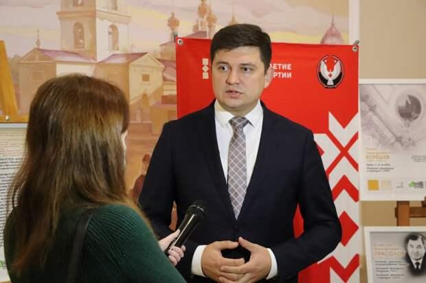 Главой Сарапула стал Виктор Шестаков