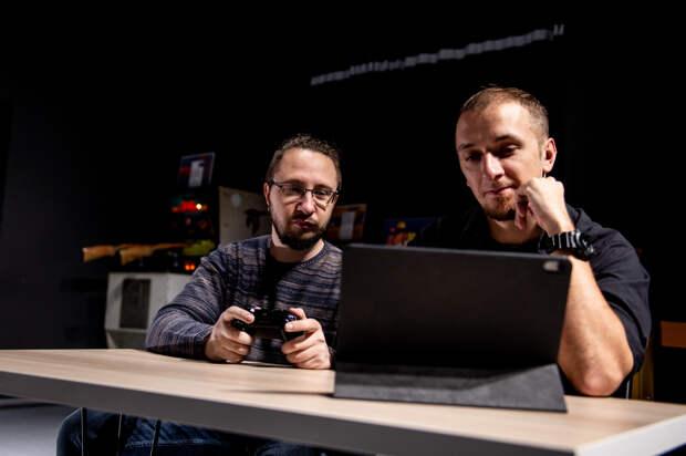Как единственные разработчики игр из России попали в сервис Apple