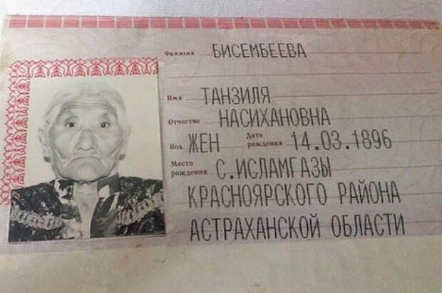 Жительницу Астраханской области признали самым пожилым человеком на планете астрахань, долгожитель, рекорд, самый, старый
