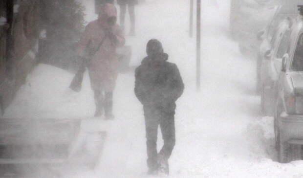 В Оренбургской области 14-15 января ветер усилится до 22 метров в секунду