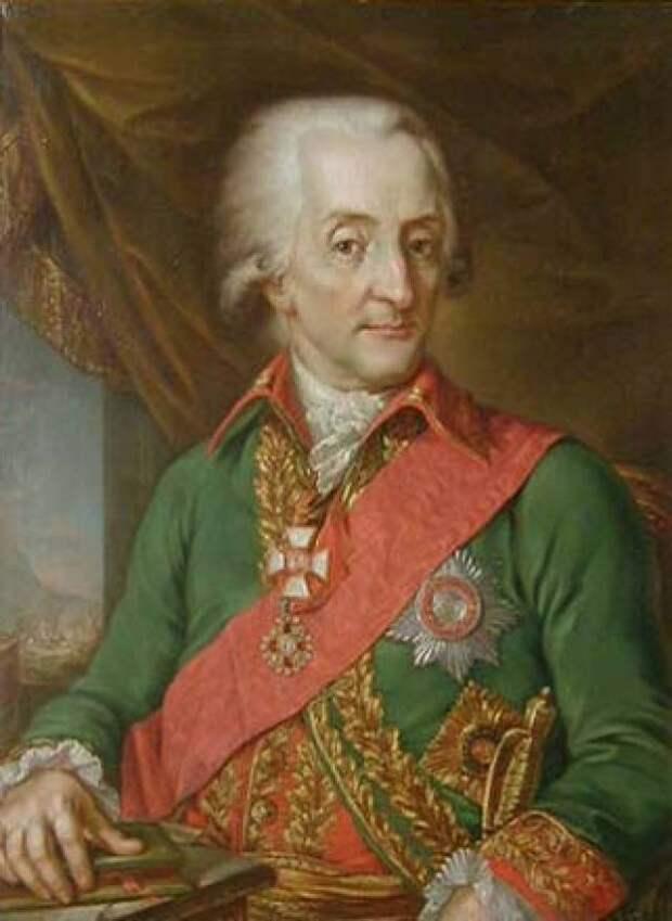 «Пражская резня» 1794 года