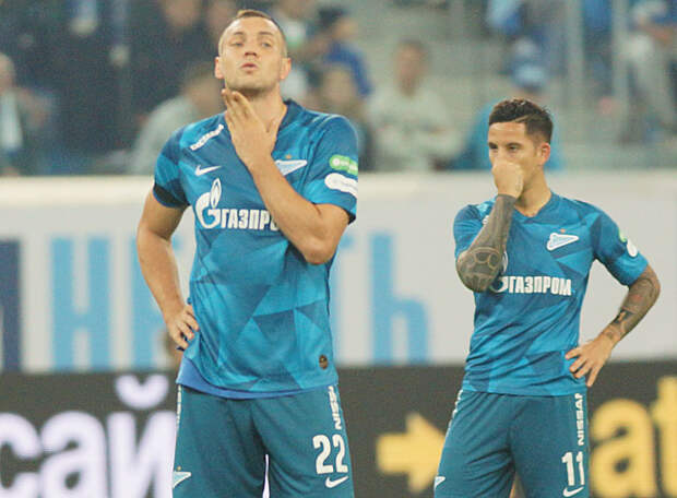 Перед матчем  с ЦСКА все футболисты «Зенита» здоровы и тренируются, но не каждый готов сыграть