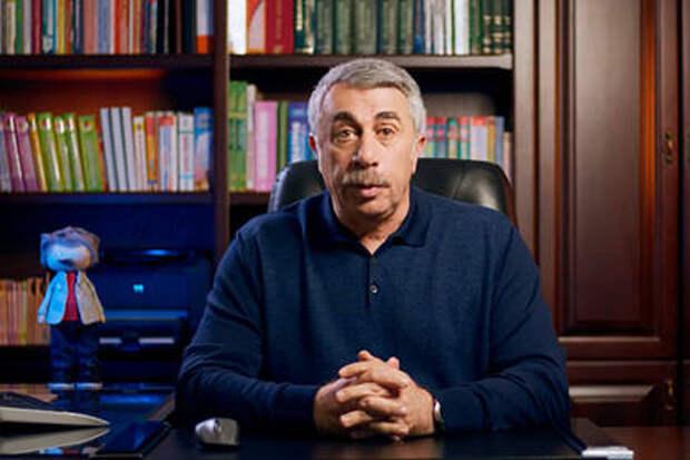Доктор Комаровский раскрыл «уникальные свойства» коронавируса