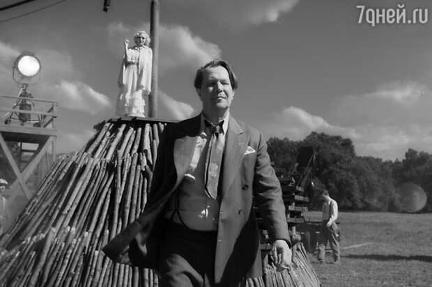 Большой и страшный серый «Манк»: простит ли «Оскар» Дэвида Финчера за самый личный его фильм