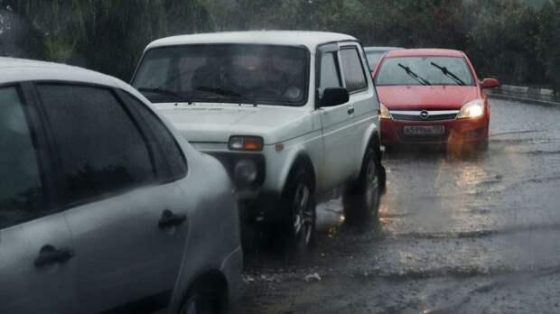Дожди и пасмурно: прогноз погоды на воскресенье в Крыму