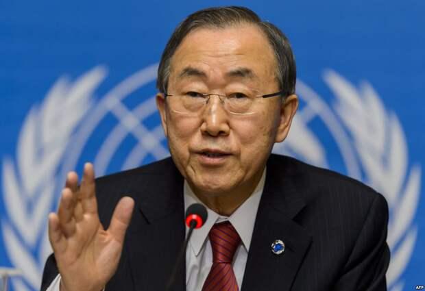 В ООН признали Украину умирающей страной