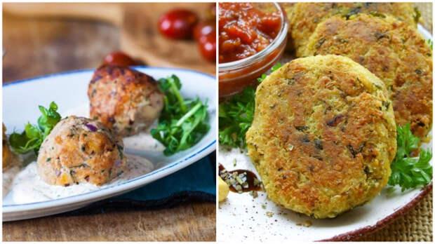 5 растительных продуктов, которые вкус которых можно перепутать с мясом