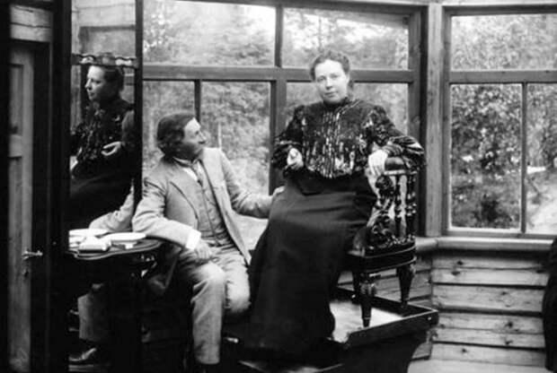 История Натальи Нордман— любимой женщины Ильи Репина, настолетие опередившей свое время