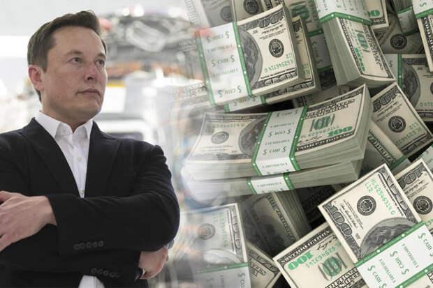 Илон Маск стал самым богатым в мире человеком