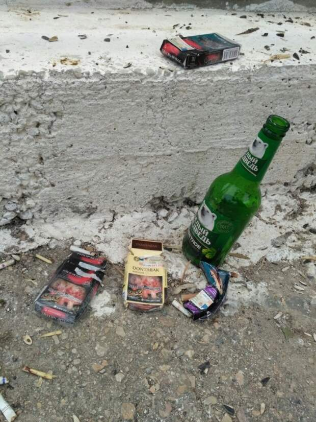 «Гетто» в Севастополе (ФОТО)