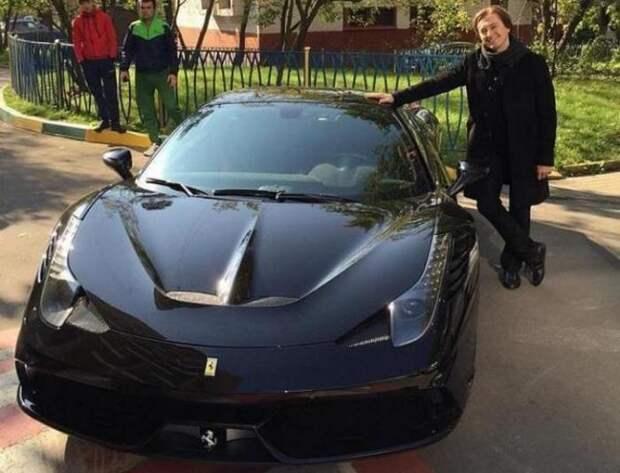 Роскошный автомобиль. ¦Фото: ya.ru.