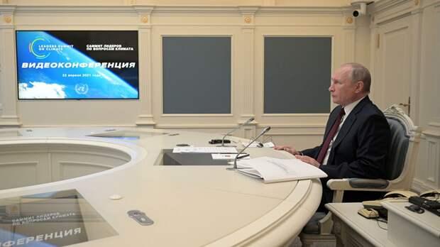 Кедми: во время выступления Путина у Блинкена сработал рефлекс Павлова
