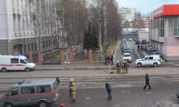 Взрыв в здании ФСБ: что произошло на самом деле, важные подробности