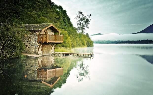 lonelyhouses21 Потрясающие дома, построенные вдали от цивилизации