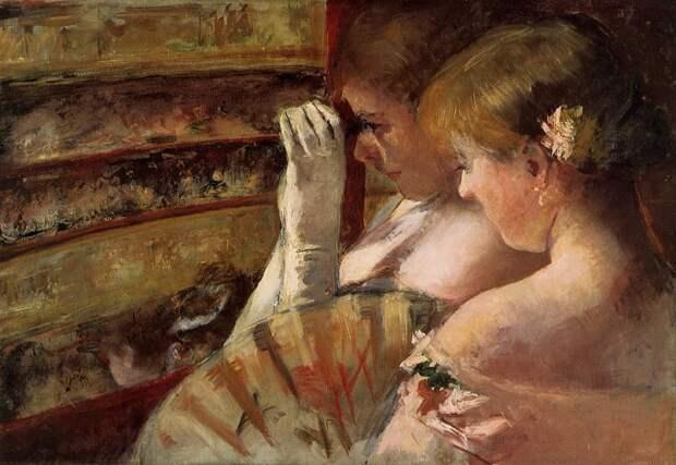 Мэри Кассат/Mary Cassatt