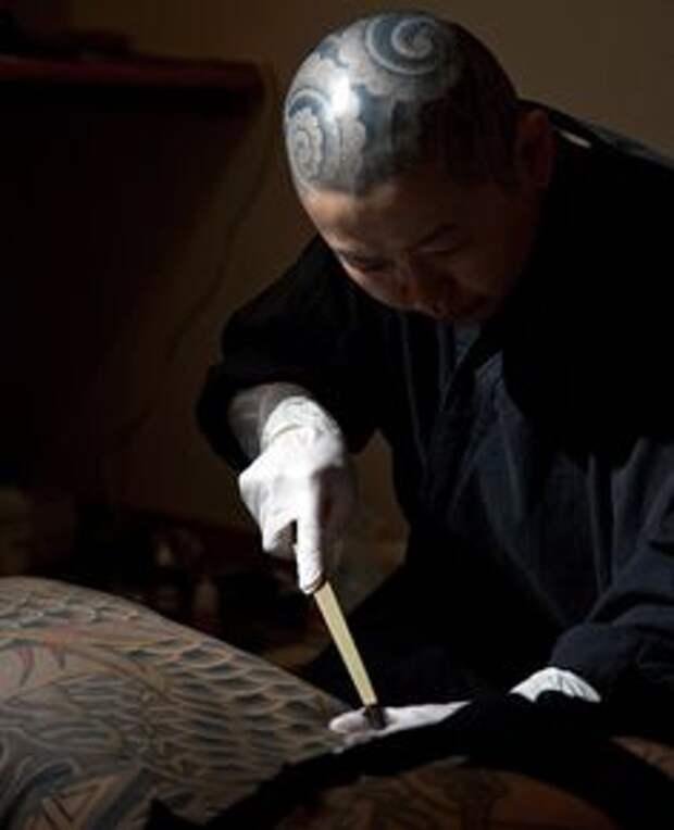 Любимица преступного клана Якудза: путь кмечте японского мастера тату Хожижень