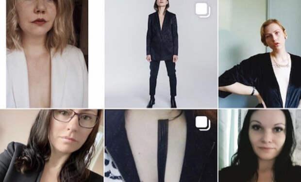 Премьер Финляндии сделала фото в пиджаке на голое тело. Люди начали критику, но женщины стали выкладывать такие же фото в поддержку