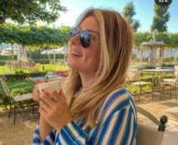 Жанна Бадоева провела выходные во Флоренции