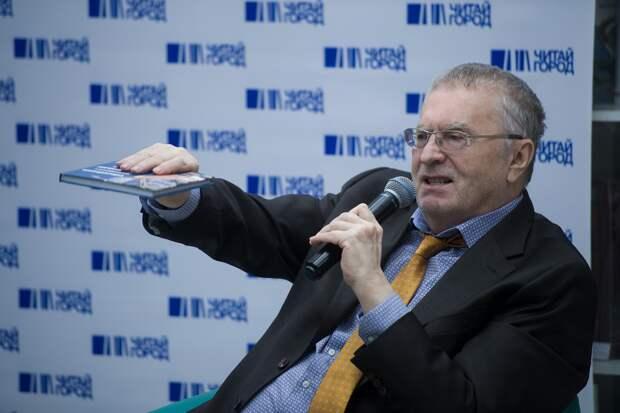 После задержания Фургала Жириновский пригрозил выходом ЛДПР из Госдумы