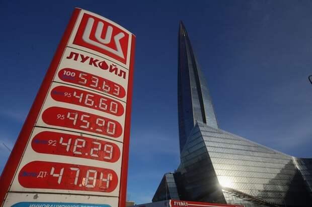 Цены на бензин в следующем месяце могут подскочить