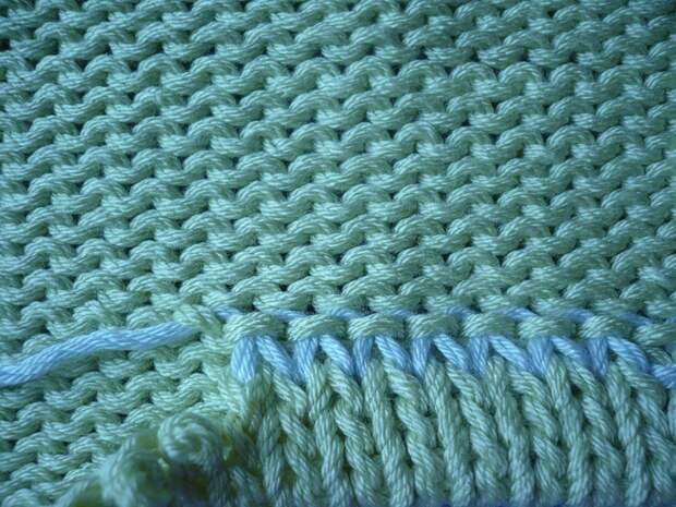 Техника вязания. Подборка 2.2