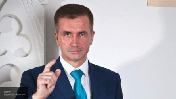 Войтановский заявил, что инициатива Вишневского о недоверии Беглову является подлой
