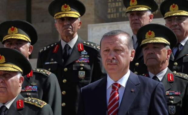 Турцию приговорили к расчленению