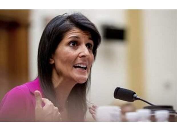 «Пробудившиеся» задушат США: Никки Хейли предупреждает Штаты о большой опасности