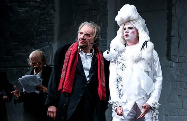 «Моцарт. «Дон Жуан». Генеральная репетиция». О чем новый спектакль Дмитрия Крымова?