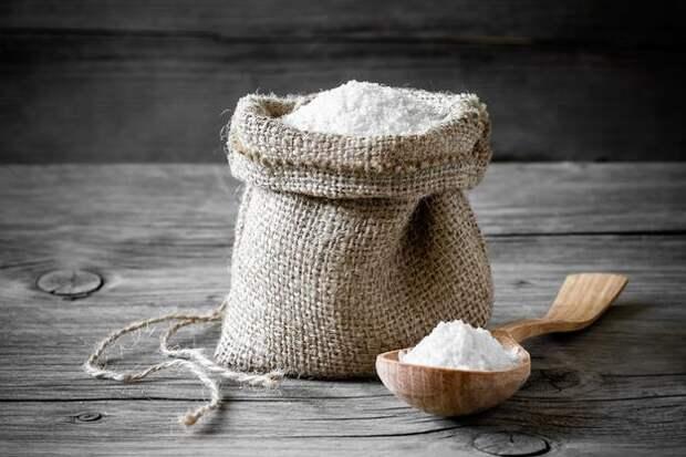 ПАМЯТКА. Как с помощью соли отчистить что угодно