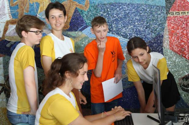 Школьники воссоздали «Орлёнок» в виртуальной реальности
