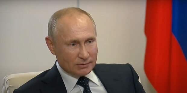 Путин впервые прокомментировал задержание «вагнеровцев» в Беларуси