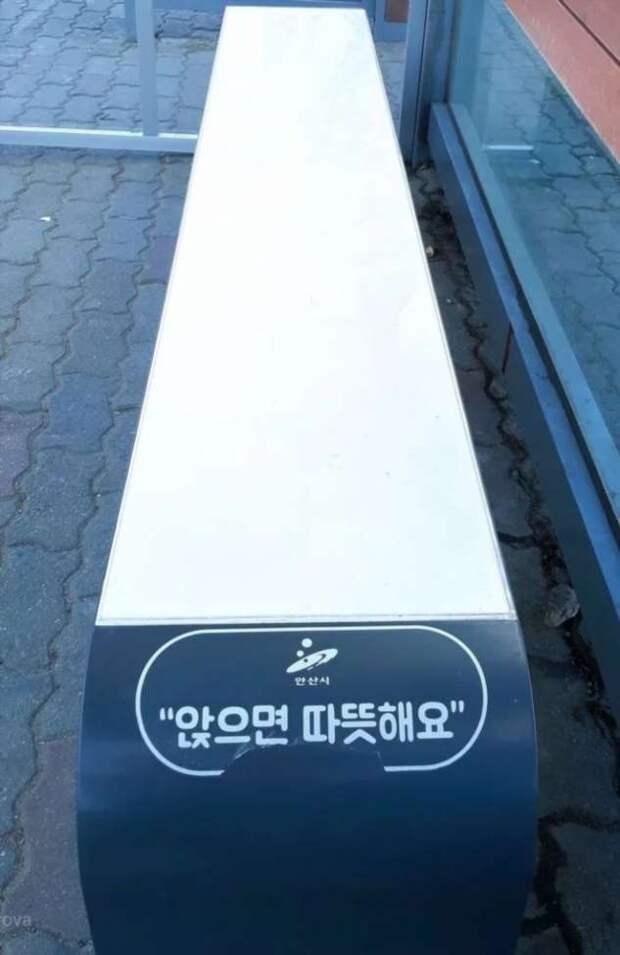 Необычное и интересное в Южной Корее