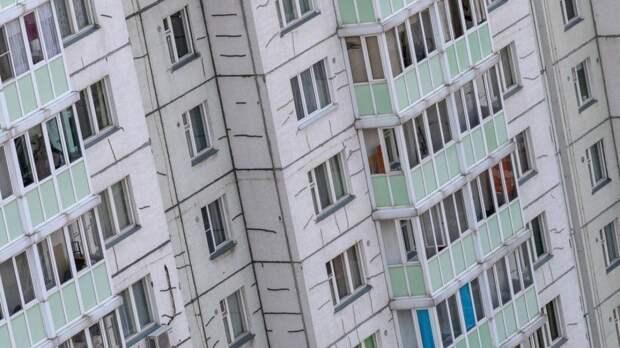 Девочка скончалась после падения с 28-го этажа в Москве