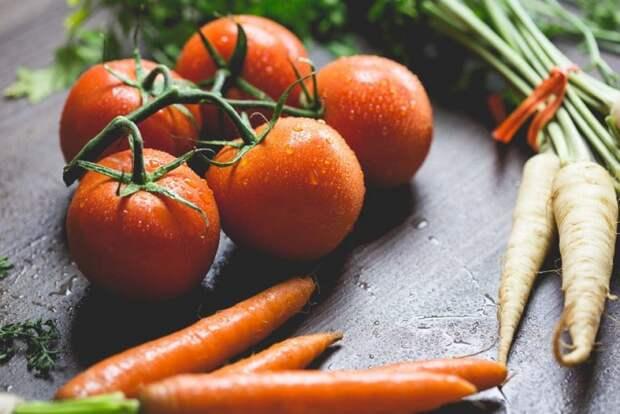 Как правильно мыть свежие овощи и фрукты