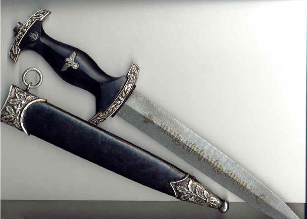 Кинжал СС — холодное оружие элитной службы нацистской Германии