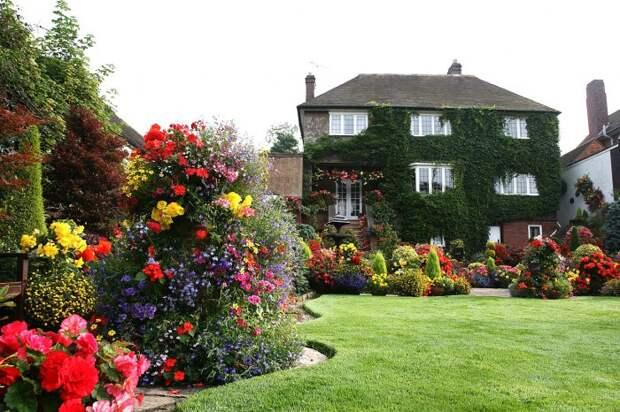 Four Seasons Garden / Английский сад для всех сезонов . Обсуждение на Блоги на КП-Украина