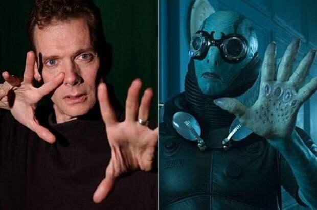 Американский теле- и киноактер, наиболее известный по научно-фантастическим, фэнтезийным и фильмам ужасов, где он играл разнообразных нечеловеческих персонажей, зачастую с обилием грима.