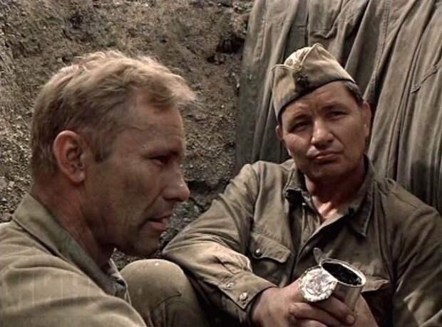 Актеры, бывшие на войне