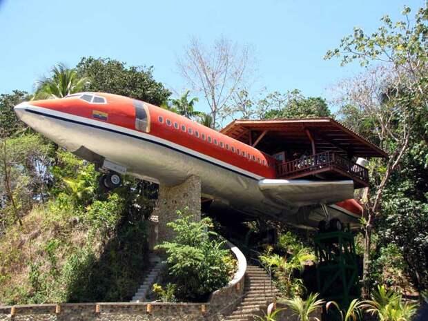 Дома, которые умели летать