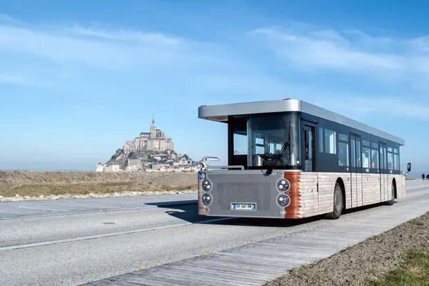 Cobus DES: автобус безначала иконца