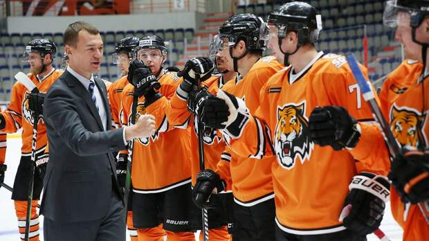 Светлов: «Не случайно в сборные России из «Амура» впервые вызвано четыре хоккеиста. Это почетно для клуба»