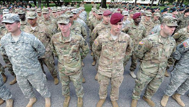 Учения НАТО Анаконда в Польше. Июнь 2016. Архивное фото