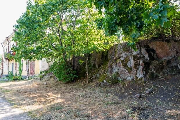 Гранитная скала, Выборг, Анненские укрепления