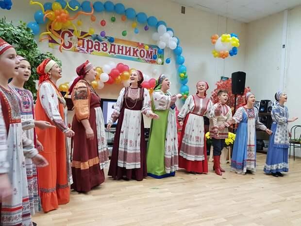 Центр соцобслуживания «Алтуфьевский» отметил свое 20-летие