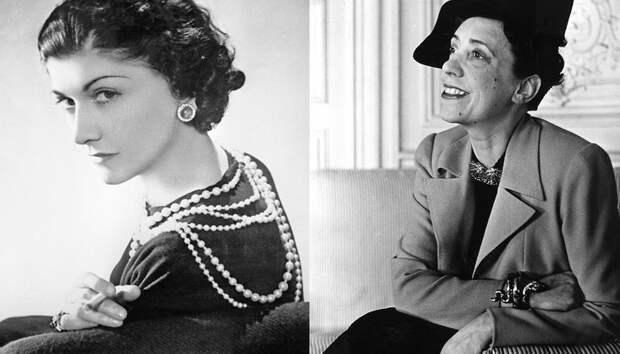 Шанель против Скиапарелли: как поссорились два главных дизайнера своего времени