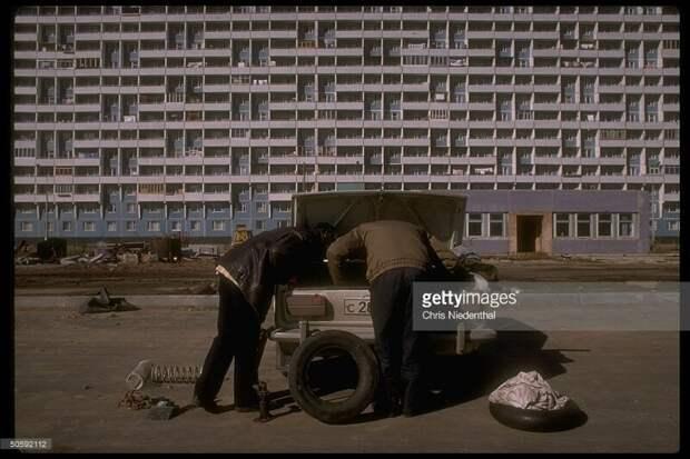 Как жили люди в последние годы СССР СССР, история, перестройка
