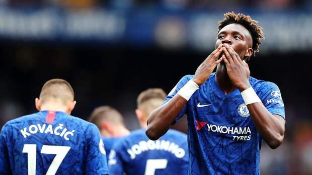 Хет-трик Абрахама принес «Челси» победу над «Лутон Таун» в Кубке Англии